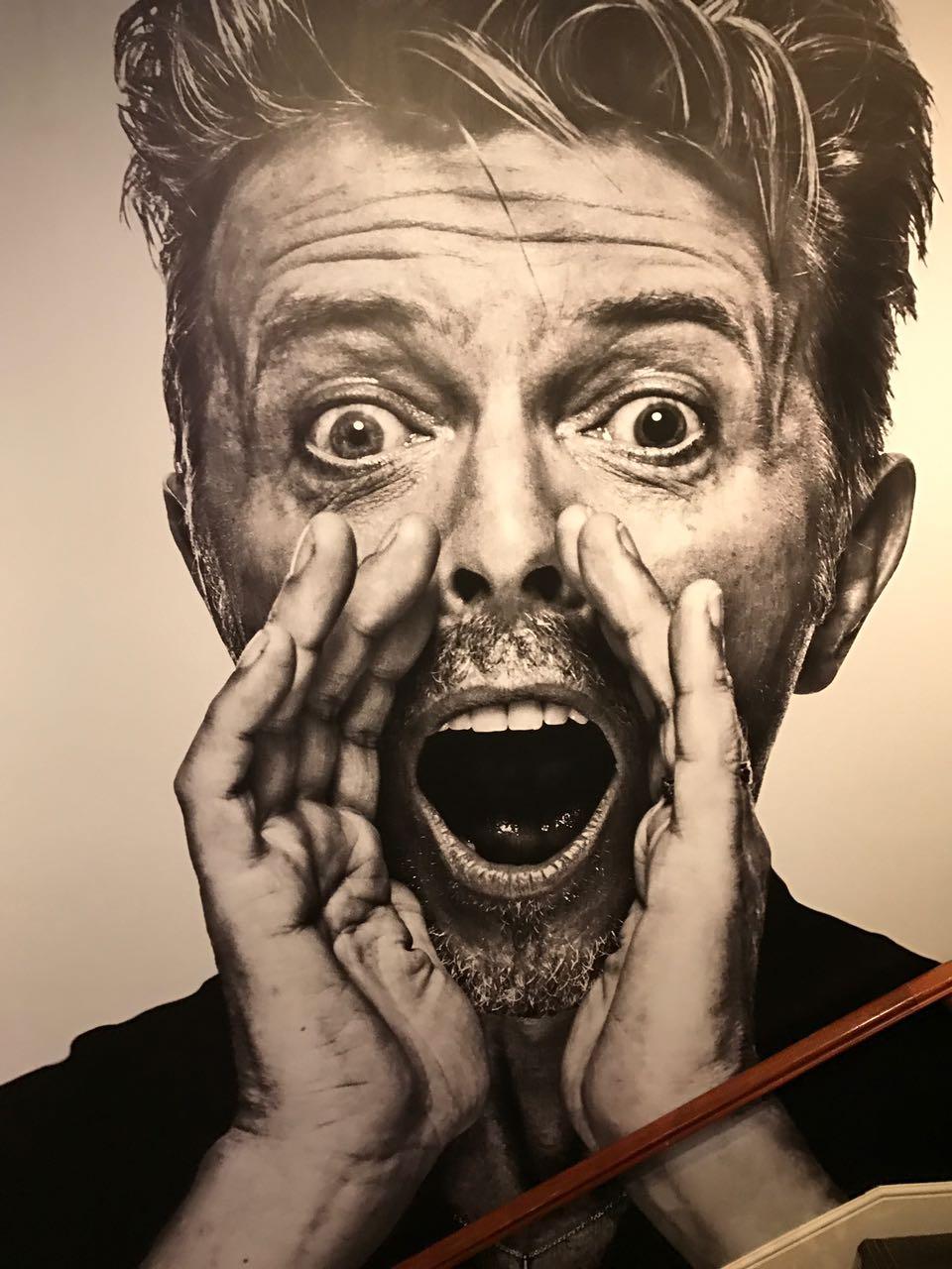 Subasta David Bowie